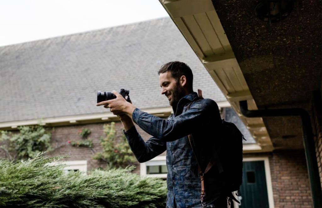 Videograaf Diego Moments of Frame foto by Inge Kooiman